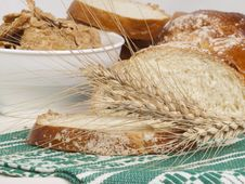 Free Bread  And Ears Stock Image - 10298141