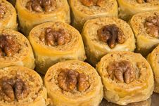 Free The Baklava Stock Image - 10298181