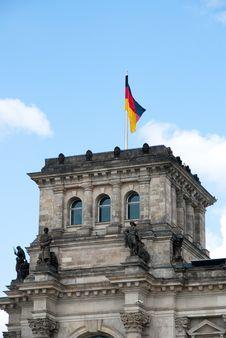 Free Germany Flag Royalty Free Stock Photo - 10298745