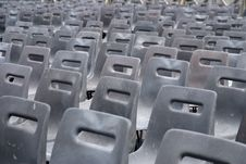 Free Seats Royalty Free Stock Image - 10298906