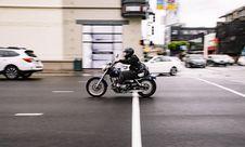 Free Bike, Biker, Blur, California, Royalty Free Stock Photography - 102998237