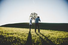 Free Adult, Countryside, Cropland, Farm Stock Photography - 102998252