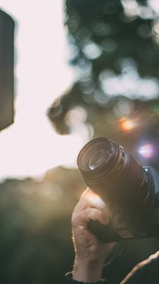 Free Blur, Camera, Daylight, Glass Stock Photography - 102998292