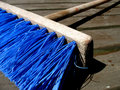Free Colourful Broom Stock Photo - 1035700
