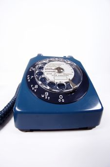 Free Old Retro Phone Stock Image - 1030211