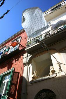 Italian Linen Stock Photos
