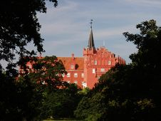 Free Langeland Castle Royalty Free Stock Image - 1030736