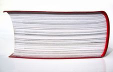 Free Red Book Royalty Free Stock Photos - 1030938