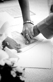 Free Finger Printing Royalty Free Stock Image - 1031416