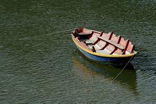 Free Boat Royalty Free Stock Image - 1032586
