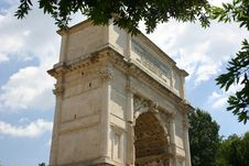 Free Arch Of Constantine Royalty Free Stock Photo - 1032605