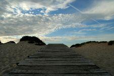 Free Path Stock Image - 1032641