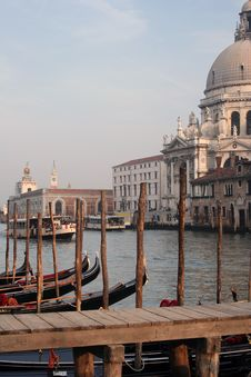 Free Grand Canal, Venice Royalty Free Stock Photography - 1032957