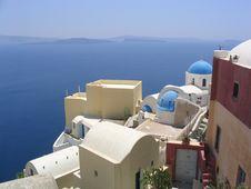 Free Island Of Santorini Stock Images - 1033074
