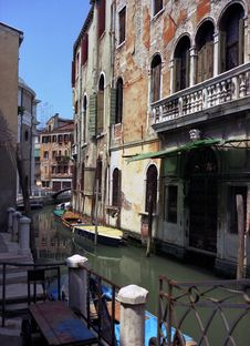 Free Old World Venice 3 Royalty Free Stock Images - 1033229