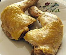 Free Chicken S Leg Stock Photo - 1033550