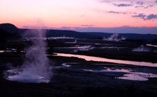 Free Yellowstone Stock Images - 1034104