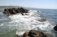 Free Waves Stock Image - 1034191