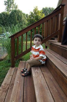 Free Toddler Boy Royalty Free Stock Photos - 1034718