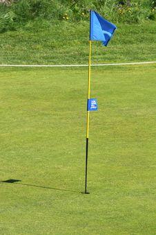 Free Golfcourse Flag Stock Photos - 1034763