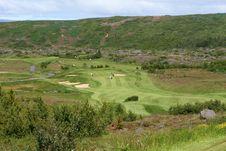 Free Beautyful Golfcourse Stock Photo - 1034780