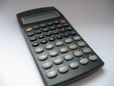 Free Pocket Calculator Stock Photo - 1035080