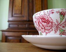 Free Tea Cup Stock Photos - 1035543