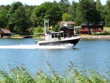 Free Motorboat Stock Photos - 1035673