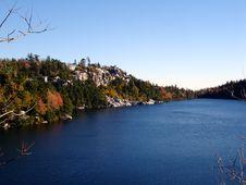 Free Minnewaska State Park, NY, Fall Royalty Free Stock Images - 1037169
