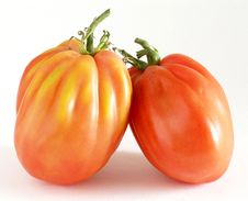 Free Beef Tomatoes Close-up 2 Royalty Free Stock Images - 1037239