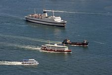 Free Ships Royalty Free Stock Photos - 1037348
