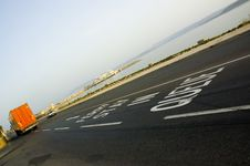 Free Ferry Line Stock Photography - 1038592