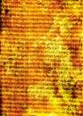 Free Grunge Background Orange Lines Stock Photography - 10303652
