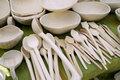 Free Romanian Wooden Spoons Royalty Free Stock Photos - 10304718