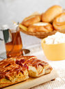 Free Pastry And Tea Royalty Free Stock Photography - 10307277