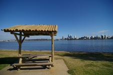 Free Sunny Day In Perth Stock Image - 10300391