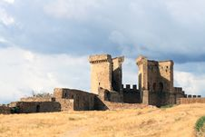 Free Ancient Fortress Stock Photography - 10300562