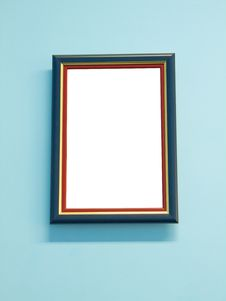 Free Frame On Wall Stock Photography - 10301302
