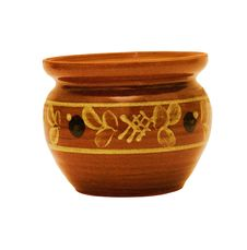 Free Brown Clay Pot Stock Image - 10302461
