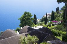 Free Ravello Gardens Stock Photos - 10302803