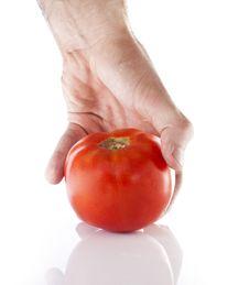 Free Reaching For A Tomato Stock Photos - 10302853