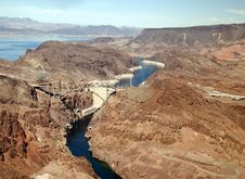 Free Hoover Dam Royalty Free Stock Images - 10303459