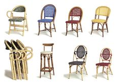 Free Diferent Chairs Stock Image - 10303541