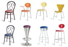 Free Bar Chairs Stock Photography - 10303592