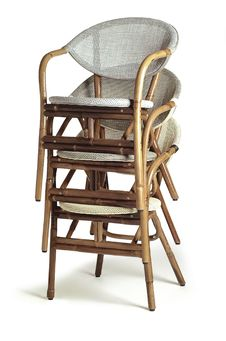Free Four Chair Royalty Free Stock Image - 10303616
