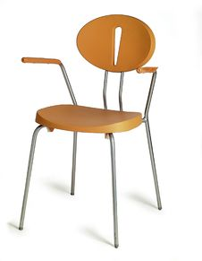 Free Orange Chair Royalty Free Stock Images - 10303669