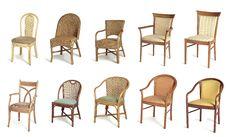 Free Restaurant Chairs Stock Image - 10303701