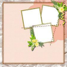 Free Vintage Summer Framework For Photo Royalty Free Stock Image - 10303796
