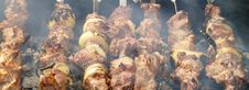 Free Grilled Meat Royalty Free Stock Image - 10303916