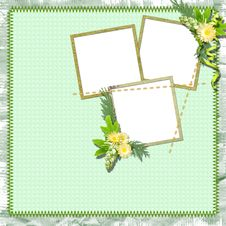 Free Summer Framework For Photo Stock Photos - 10304273
